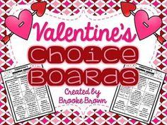 FREE Valentine's Cho