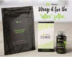 to keeping your selfie game strong 💪 with our Target Trio 🎯 Results Pack! 2 Day Cleanse, Juice Cleanse, Weight Loss Motivation, Fitness Motivation, It Works Wraps, Fat Fighters, Ultimate Body Applicator, It Works Products, Weight Loss For Men