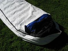 Make Your Own Gear » 7oz Tyvek bivy sack for $45 -- BackpackingLight.com Forums