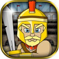 Gladiator Escape Quest by Lorraine Krueger Game App, Wii U, Lorraine, Games To Play, Iron Man, Pikachu, Nintendo, Superhero, Apps