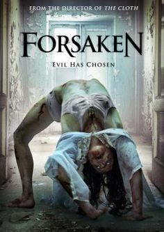 Forsaken (2016), Movie on DVD, Horror Movies, even more movies, even more movies on DVD