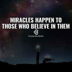 Miracles happen! I have told you this honey, Hawaii is waiting for us and those promises that I have reminded you, will happen, We need to take advantage of the beginning of the miracle moments that are just around the corner. Miracles are deserved but