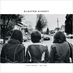 On October 21st, we here at Sub Pop Records will proudly release Start Together (pre-order), a 3,000-copy, limited-edition deluxe vinyl box set comprised of remastered editions of Sleater-Kinney's seven studio albums spanning 1995 to 2005. The set will include all seven albums pressed on...