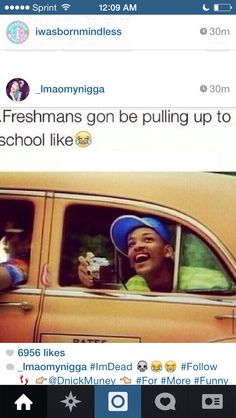 They do that lmfaoo <<<< I'm a freshman, but I already feel like an older grade. I pretty much am.