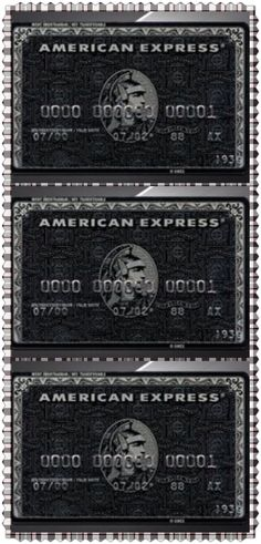 If I have the $ that you must spend to possess a black card..why tf would I need a black card??