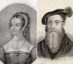 4 May 1547 - Marriage of Catherine Parr and Thomas Seymour  CATHERINE PARR, ENGRAVED BY BOCQUET, FROM 'A CATALOGUE OF THE ROYAL AND NOBLE AUTHORS', PUBLISHED 1806 BY HANS HOLBEIN THE YOUNGER THOMAS SEYMOUR, FROM 'CRABB'S HISTORICAL DICTIONARY', PUBLISHED 1825 BY ENGLISH SCHOOL