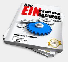 Das EIN Produkt Business | OMB Das EIN Produkt Business 2.0