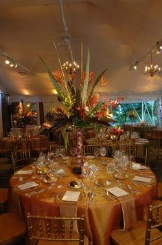 Safari Themed Table Decoration Nj Wedding Event Decor