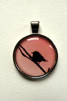 Amulette - Piepvogel - Anhänger - ein Designerstück von schnurpel bei DaWanda