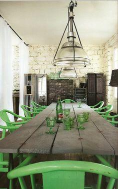 Home Sweet Home Lime – diani living