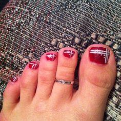 Sooner toe nails