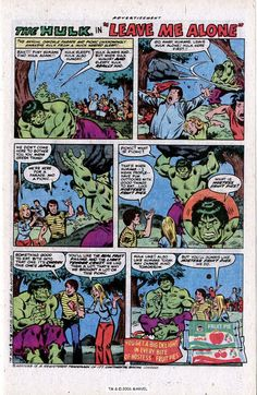 Hostess Fruit Pie Ad, featuring the Hulk, 1978