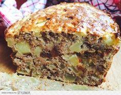 Dietetyczne ciasto FIT - bez cukru i tłuszczu | Mamolka… na Stylowi.pl Meatloaf, Food And Drink, Cake, Diet, Kuchen, Torte, Cookies, Cheeseburger Paradise Pie, Tart