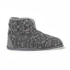 MARK (CHARCOAL) | MUK LUKS® Men's Shades of Grey Collection