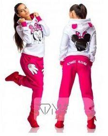 Minnie Mouse Hoodie & Pants