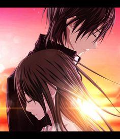 Tags: Anime, Vampire Knight, Kuran Kaname, Yuki Cross, Tremblaxx