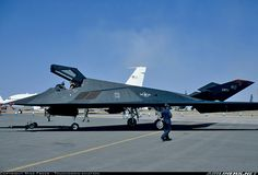 Lockheed F-117A Nighthawk - USA - Air Force | Aviation Photo #2086398 | Airliners.net