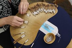 Gertrude Whiting's Bobbin Lace Sampler