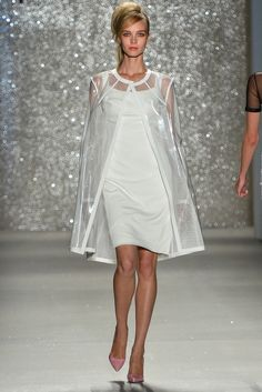 Pamella Roland Spring 2014 Ready-to-Wear Fashion Show