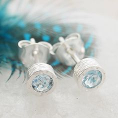 Are you interested in our aquamarine earrings ? With our aquamarine earrings you need look no further.