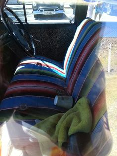 mexican blankets car seat covers and seat covers on pinterest. Black Bedroom Furniture Sets. Home Design Ideas