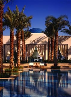 our favourite place to get some sun and relax - park hyatt dubai