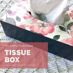 Tissue Boxes, Tissue Holders, Altered Art, Wall Art, Handmade, Accessories, Home Decor, Hand Made, Decoration Home