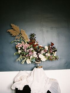 Elegant and Moody Wedding Inspiration - Bajan Wed Wheat Centerpieces, Wedding Centerpieces, Romantic Wedding Inspiration, Wedding Blog, Wedding Ideas, Pretty Flowers, Floral Wedding, Burgundy, Bloom