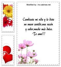 buscar poemas de amor para mi enamorado,bonitas dedicatorias de amor para mi novio: http://lnx.cabinas.net/frases-bonitas-para-el-hombre-de-mi-vida/