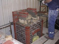 homemade brick forge. iforgeiron blueprints copyright 2002 - 2011 iforgeiron, all rights reserved bp0553 building a brick forge homemade