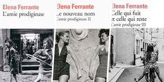 "La saga ""L'amie prodigieuse"" d'Elena Ferrante adaptée en série"