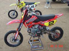 Pit Bike, Bike Life, Motocross, Motorbikes, Volkswagen, Motorcycle, Vehicles, Motorcycles, Dirt Biking