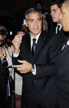 Black suit Navy Blue tie