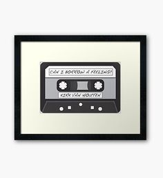 """Channel 6 Eye on Springfield"" Framed Prints by Aidan Bell   Redbubble"