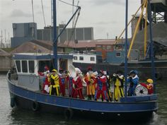 Harderwiekse muziekpieten (2010) #intocht #Sinterklaas #Harderwijk