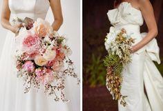 Cascade Bouquets   SouthBound Bride