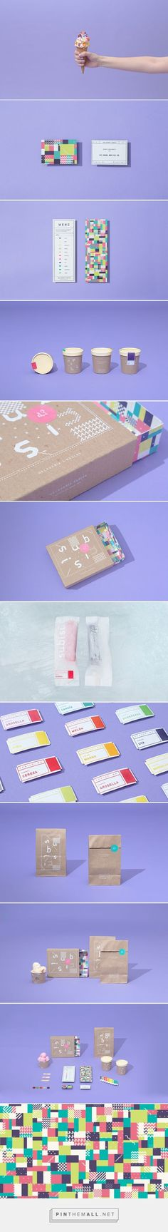 Subisú Ice Cream Branding by Futura | Fivestar Branding – Design and Branding Agency & Inspiration Gallery