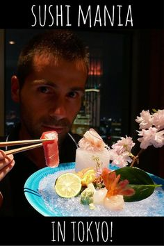 Nomadic Boys discover the best sushi in Tokyo