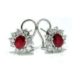 Jye Ruby Earrings ER12984