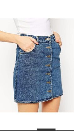 Asos vintage look midwash blue skirt http://www.asos.com/pgeproduct.aspx?iid=4721954