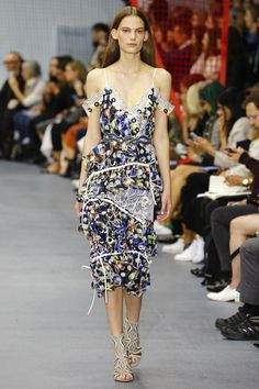 Peter Pilotto | SS16 || posted by haute-vanity