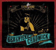 Genevieve Chadwick Solo Album (CD) / PFC first met and recorded Genevieve Chadwick in #Australia and the team was immediately struck by her natural talent and contagious spirit.  Her gravelly voice and original style of blues and roots have given this singer/songwriter from the Australian South Coast a loyal and ever-growing following. PFC is thrilled to have produced Genevieve's new self-titled album, which she recorded with PFC band members Roberto Luti, Orbe Ortiz and Peter Bunetta.