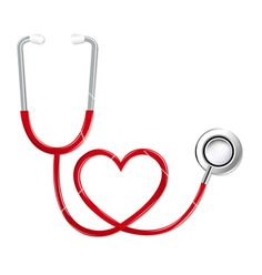 Stethoscope In Shape Of Heart. Stethoscope In Shape Of Heart, Isolated O , Medical Icon, Medical Art, Medical Doctor, Floral Font, Medical Quotes, Patient Portal, Medical Wallpaper, Nursing Books, Vintage Nurse