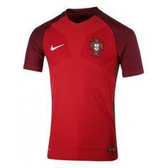 Portugal Home Shirt 2016 - Discount Football Shirts, Cheap Soccer Jerseys Team Shirts, Football Shirts, Soccer Jerseys, Portugal Euro 2016, Real Madrid Shirt, Psg, National Football Teams, Sport Wear, Shirt Shop