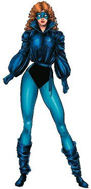 Shadowcat from Excalibur