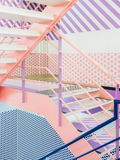 These Bold Staircases Make the Extra Workout Worth It