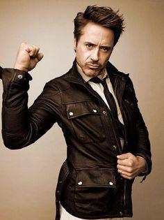 Robert Downey Jr. || GQ Magazine