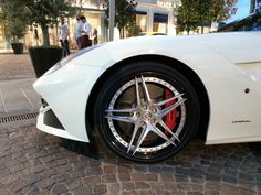 Ferrari f12berlinetta with special HRE Wheels!  For more, follow me on Instagram @kerimsamlioglu