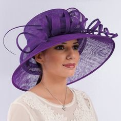 113037 - Sinamay Hat More