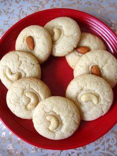 nan-khatai (Eggless Indian Tea Cookies) - Recipe Included